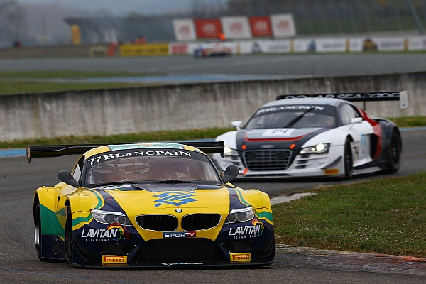 Blancpain GT Series de regreso a Brands Hatch