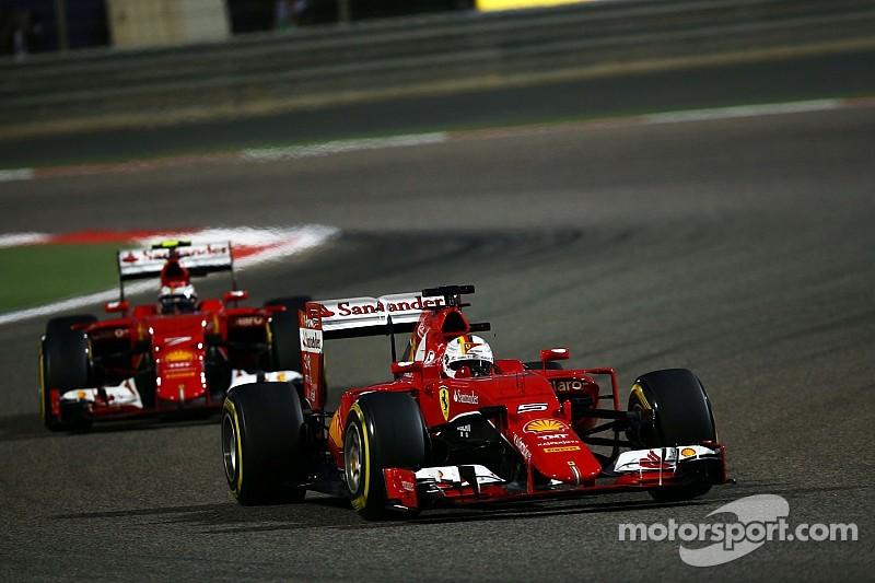Webber - La F1 se porte mieux qu'en 2014 grâce à Ferrari