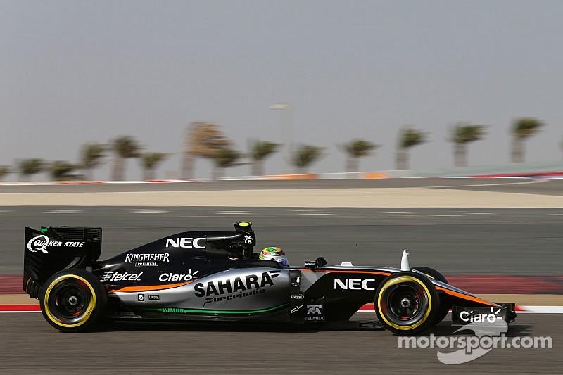 Pas d'évolutions majeures avant Silverstone pour Force India?