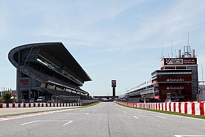 Формула 1 Новость Тренировка остановлена красными флагами