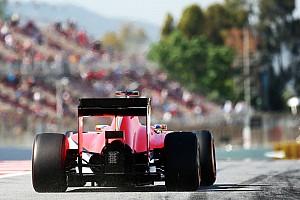 Формула 1 Пресс-релиз В Manor довольны обновлениями