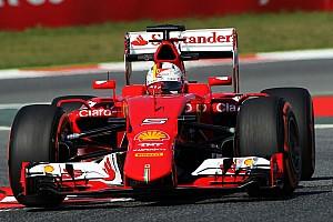 Формула 1 Интервью Феттель огорчён отставанием от Mercedes