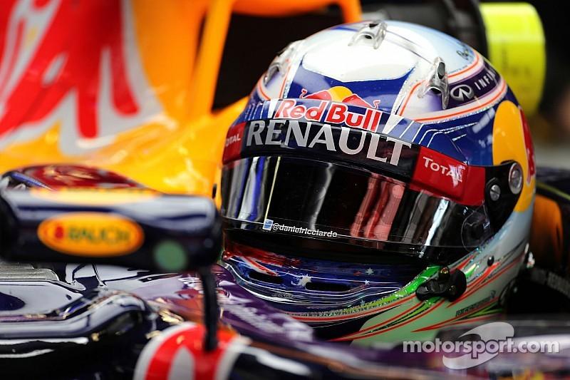 Le pire résultat de Ricciardo avec Red Bull