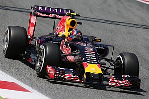 Formula 1 Qualifying report A tricky top ten qualifying for Red Bull in Barcelona