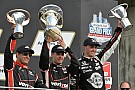 Power vence a  Rahal y gana el GP de Indy