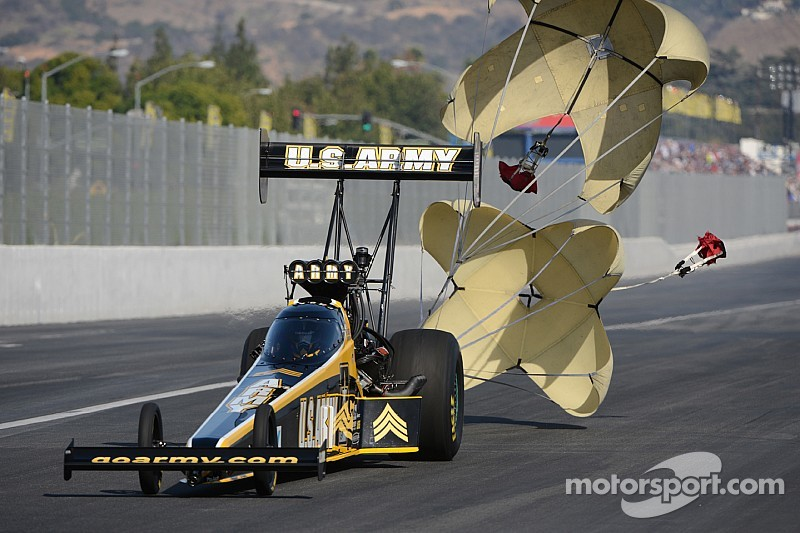 Tony Schumacher wants to win at Atlanta in the worst way