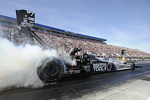 NHRA Preview Schumacher, Brown geared up for Atlanta outing