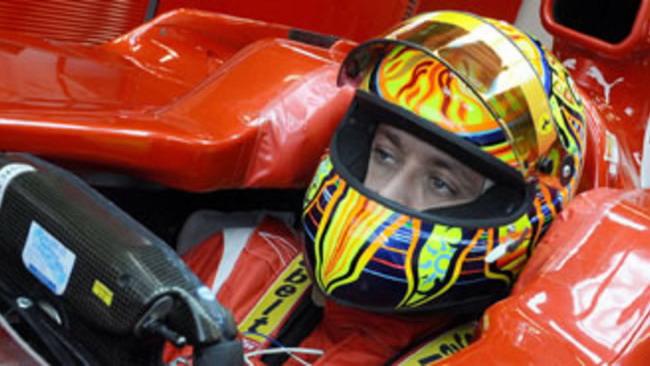 F1: Rossi a Barcellona con una F2008 il 20 e 21