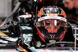 Формула 1 Отчет о тестах В Force India остались довольны дебютом Окона