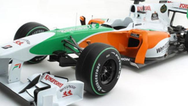 F1: Force India VJM03-Mercedes