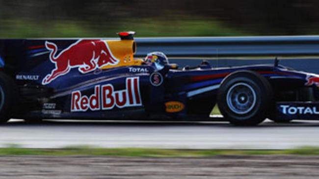 F1: Vettel in evidenza nei test di Jerez
