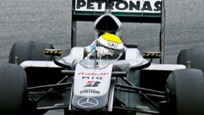 F1: Rosberg risponde ai dubbi di Schumi