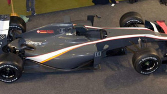 F1: ecco la Dallara dell'Hispania Racing