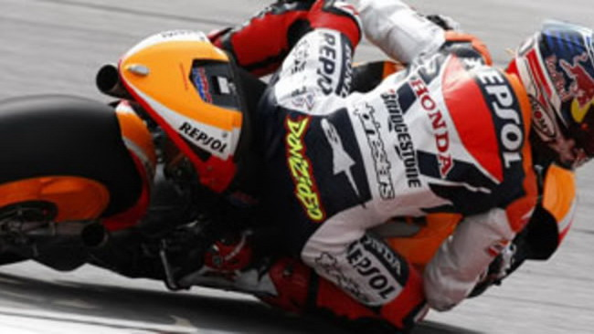 MotoGP 2010, Sepang/2, Test day/2: team Honda