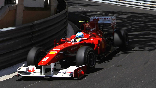 Monaco, libere 2: Alonso si conferma al top
