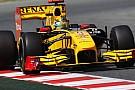 Alla Renault c'è ottimismo sulla permanenza di Kubica