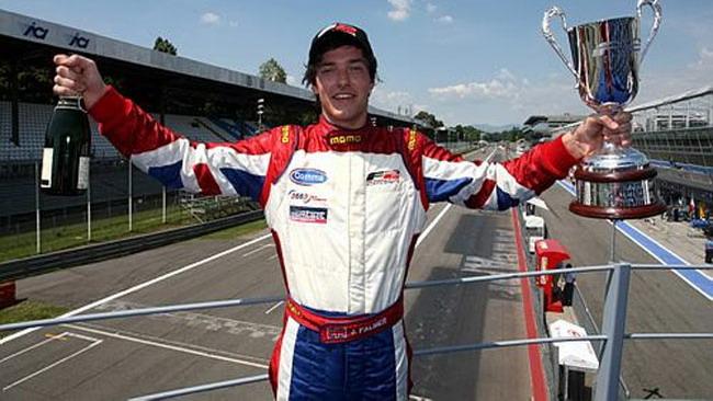 Palmer dominatore assoluto della tappa di Monza