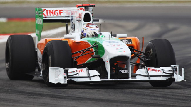 Force India: linea dura contro Lotus ed Aerolab