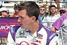 Rahal sostituirà Conway all'Iowa Speedway