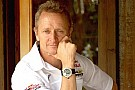 Schwantz al muretto di Honda America ad Indy