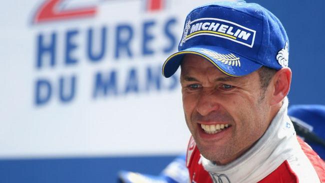 Kristensen confermato alla Race of Champions