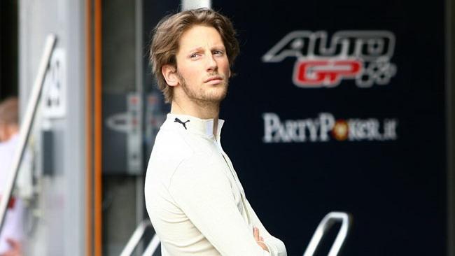 """Grosjean: """"Non vedo l'ora di essere a Magny-Cours"""""""