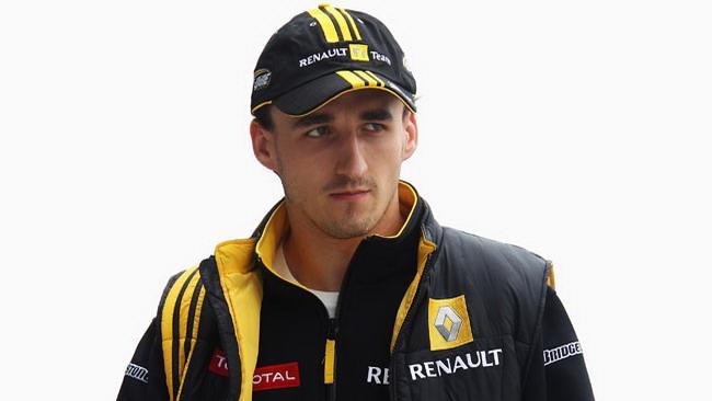 Kubica felice se in Renault arrivasse Raikkonen