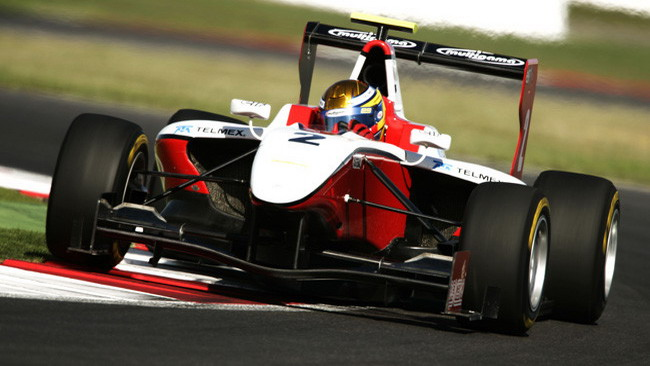 Gutierrez centra la pole anche a Silverstone