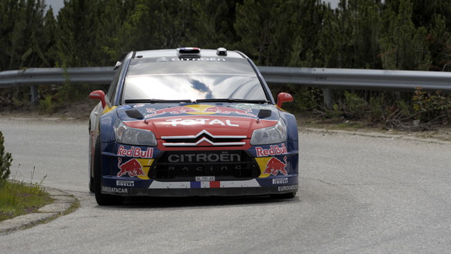 Bulgaria, PS10: Loeb leader dopo la seconda tappa