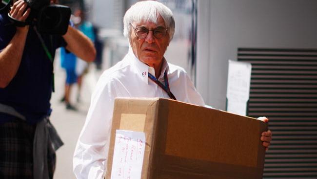 Ecclestone... rompe le scatole al Gp di Monaco