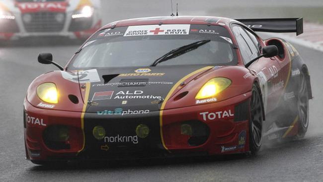 24 Ore di Spa: nelle libere 2 passa avanti la Ferrari