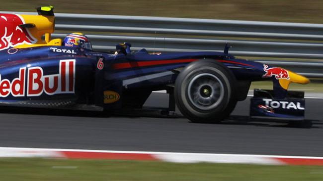 Cosa c'è sulla Red Bull oltre alle ali-flessibili?
