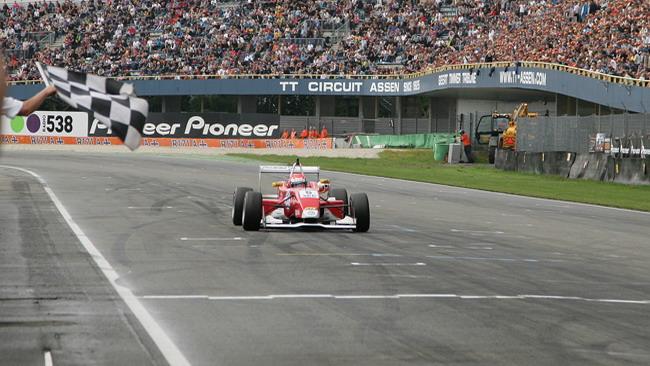 Rosenqvist si impone in gara 2 ad Assen