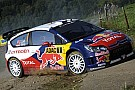 PS1: Loeb subito in vista all'Adac Rally