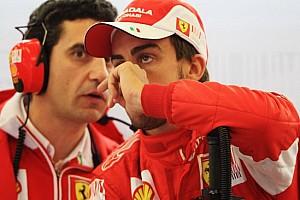 Formula 1 Ultime notizie Alonso: a posto sul bagnato, non ancora sull'asciutto