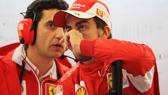 Alonso: a posto sul bagnato, non ancora sull'asciutto