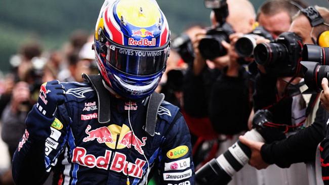 Webber chiede di diventare prima guida Red Bull