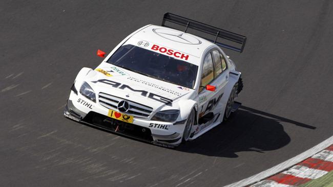 Di Resta suona la carica per la Mercedes nelle libere 2