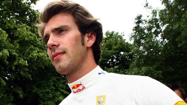 Vergne con la Toro Rosso ai test di Abu Dhabi