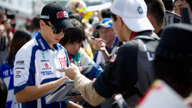 Lorenzo ha firmato per altri due anni in Yamaha