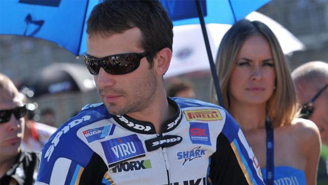 La Liberty Racing ingaggia Sylvain Guintoli