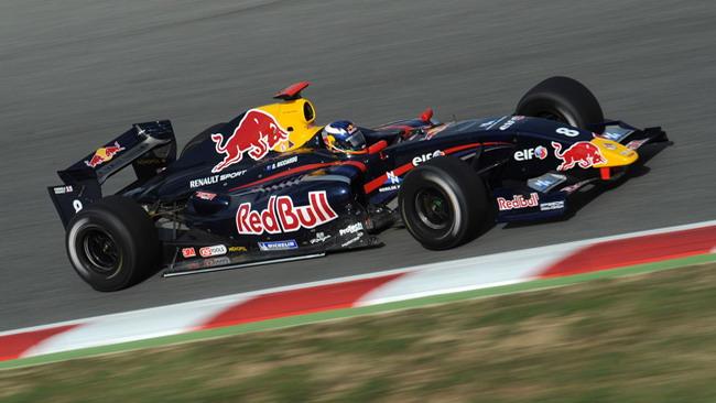 Ricciardo in pole con un pò di fortuna