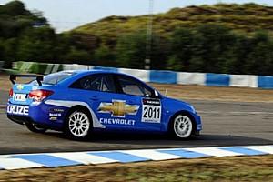 WTCC Ultime notizie La Chevrolet completa tre giorni di test a Jerez