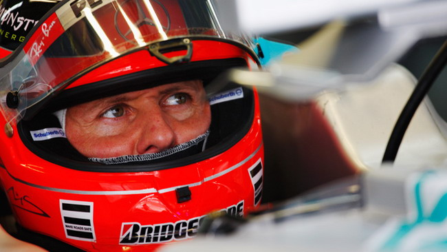 La Williams presenta reclamo contro Schumacher