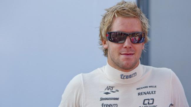 Bird ai test di Abu Dhabi con la Mercedes