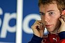 Turvey torna sulla McLaren nei test di Abu Dhabi