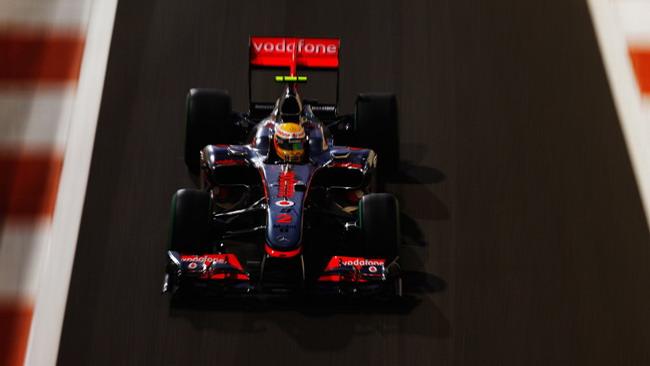 Hamilton si gode i progressi della McLaren