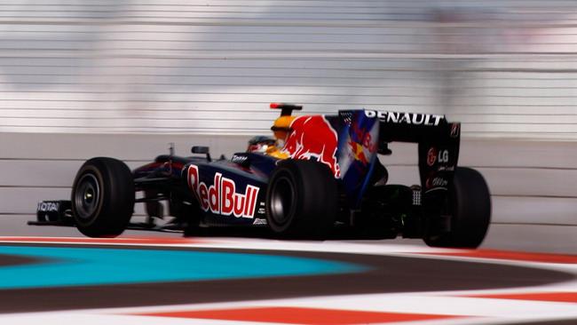 Abu Dhabi, libere 3: Vettel rimette davanti la Red Bull