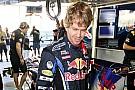 Un detrito ha causato la foratura di Vettel