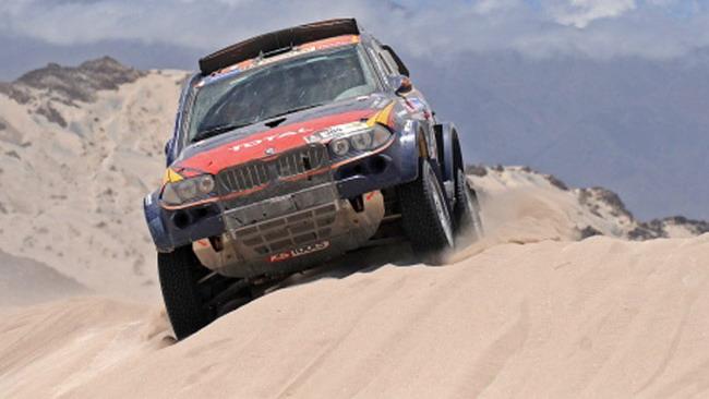 BMW punta forte sulla Dakar 2011: al via ben 7 X3CCs!